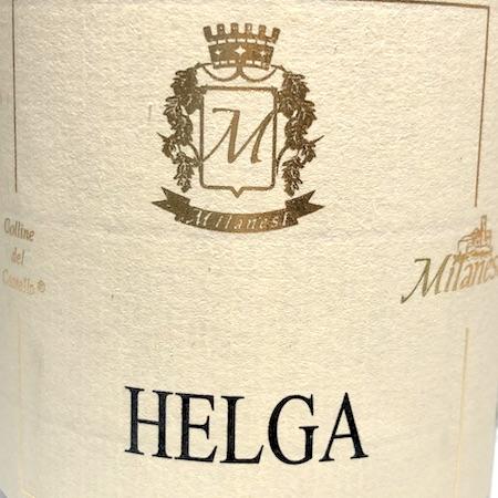 Il Vino del giorno: Helga 2009
