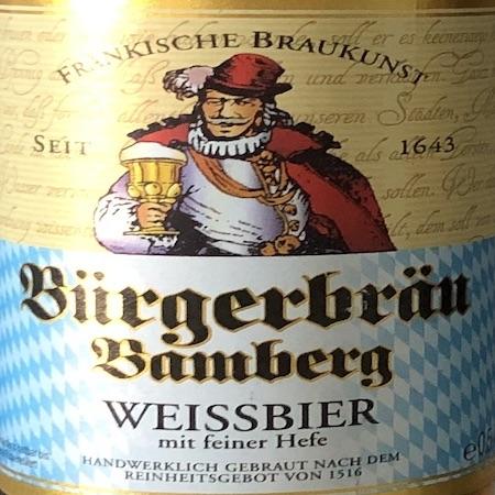 Oltre il Vino…la Birra: Bamberg Weissbier