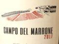 Il Vino del giorno: Campo del Marrone 2017