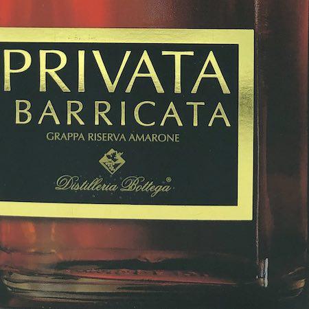 Oltre il Vino…i distillati: Riserva Privata