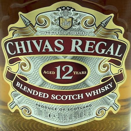 Oltre il Vino…i distillati: Chivas 12 Years