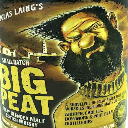 Oltre il Vino…i distillati: Big Peat