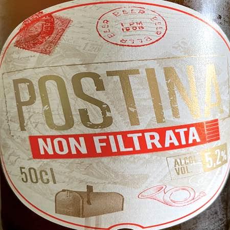 Oltre il Vino…la Birra: Postina NF