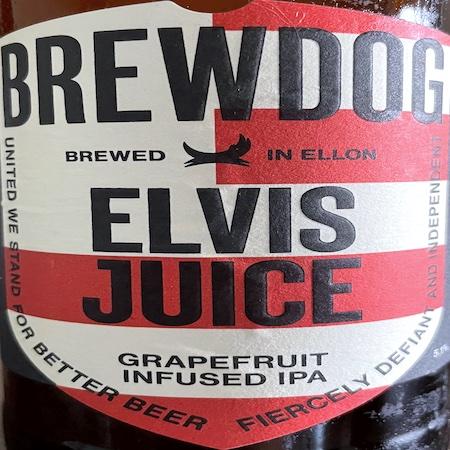 Oltre il Vino…la Birra: Elvis Juice
